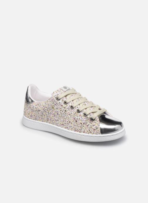 Sneakers Kvinder Tenis Glitter Combinado