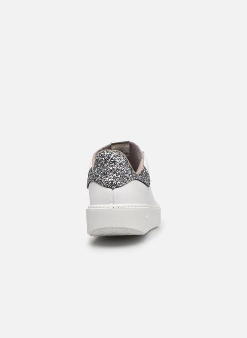 Sneaker Victoria Utopía Vegana Glitter W grau ansicht von rechts
