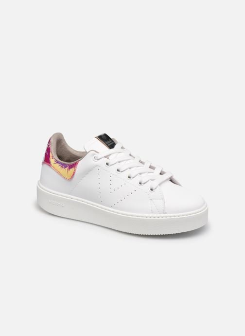 Sneakers Victoria Utopia Holog Roze detail