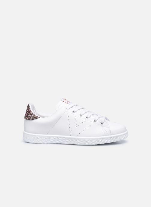 Sneakers Victoria Tenis Piel W Rosa immagine posteriore