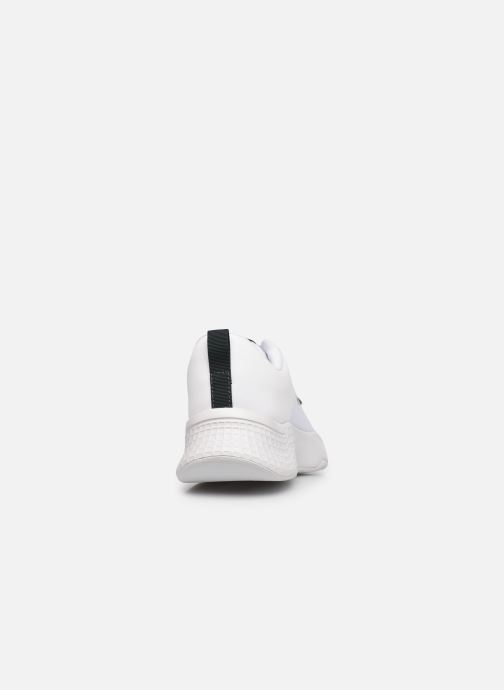 Sneakers Lacoste COURT-DRIVE 0721 1 SUJ Bianco immagine destra