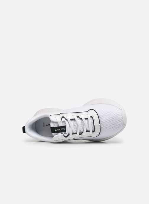 Sneakers Lacoste COURT-DRIVE 0721 1 SUJ Bianco immagine sinistra