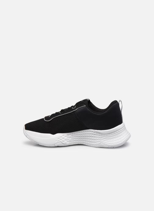 Sneakers Lacoste COURT-DRIVE 0721 1 SUJ Nero immagine frontale