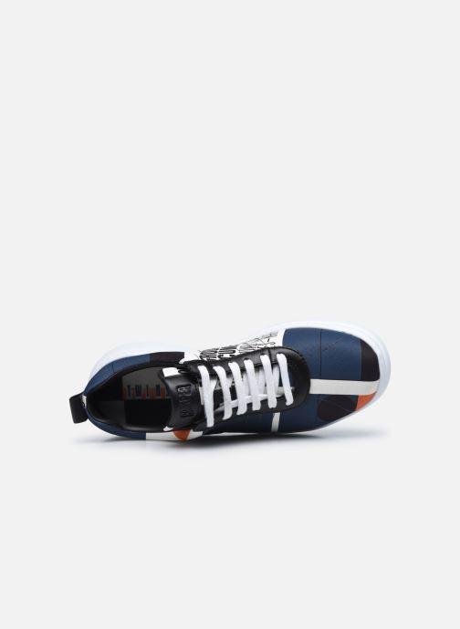 Sneakers Camper TWS K201115 Multicolore immagine sinistra