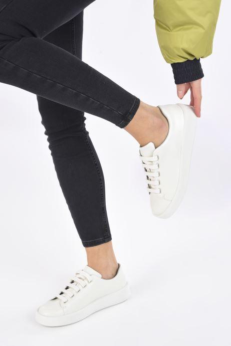 Sneakers Camper Courb K201175 Bianco immagine dal basso