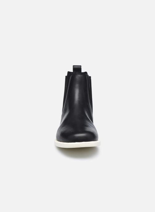Bottines et boots Camper Juddie K400439 Noir vue portées chaussures