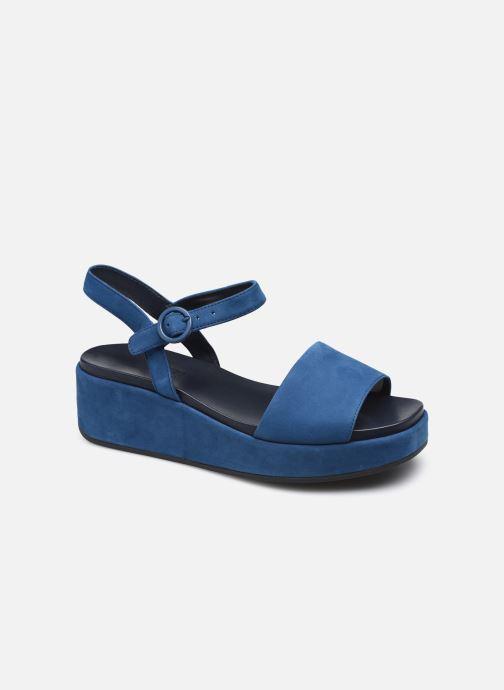 Sandalen Camper Misia W blau detaillierte ansicht/modell