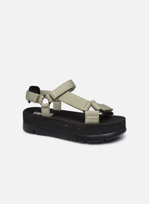 Sandales et nu-pieds Camper Oruga Up W Gris vue détail/paire