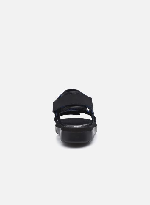 Sandalen Camper Oruga Sandal schwarz ansicht von rechts