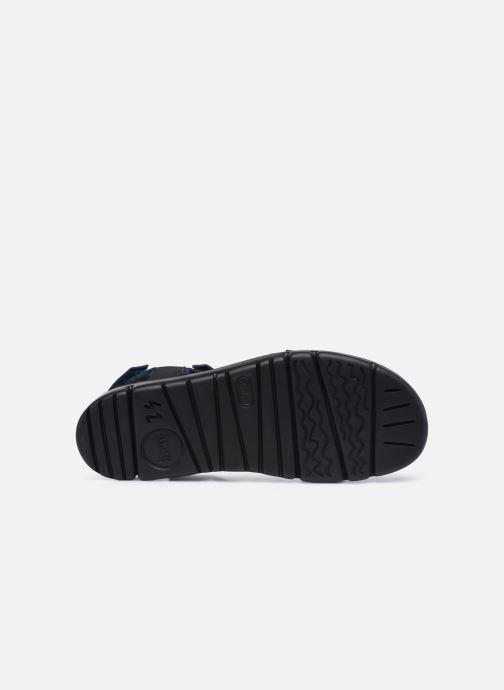 Sandalen Camper Oruga Sandal schwarz ansicht von oben