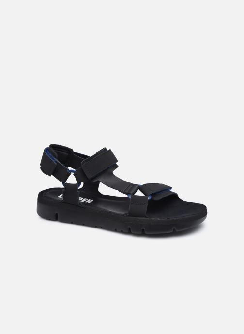 Sandalen Camper Oruga Sandal schwarz detaillierte ansicht/modell
