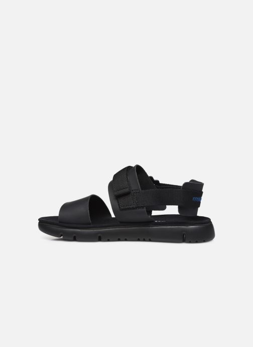 Sandalen Camper Oruga Sandal II Zwart voorkant
