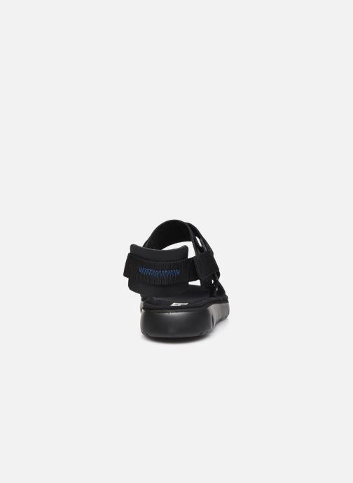 Sandalen Camper Oruga Sandal II Zwart rechts