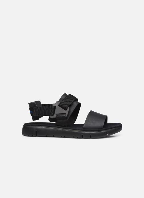 Sandalen Camper Oruga Sandal II Zwart achterkant