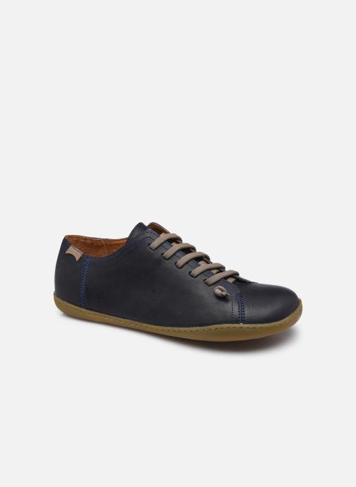 Sneakers Camper Peu Cami II Blauw detail