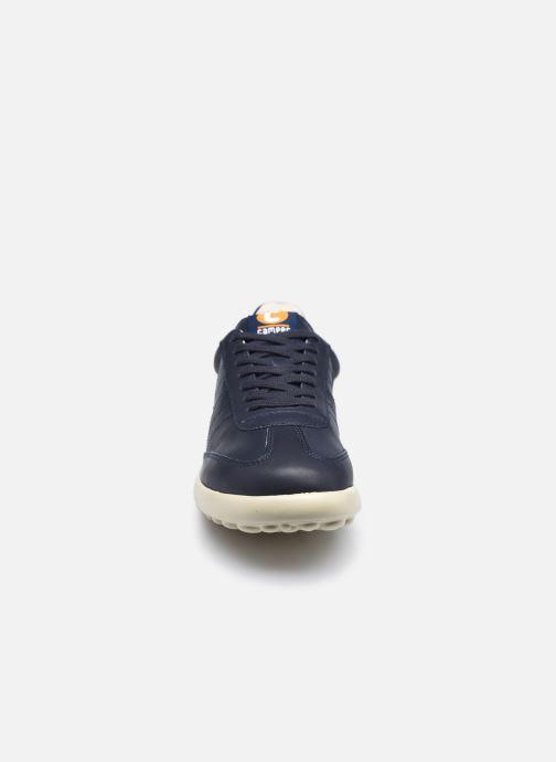 Sneaker Camper Pelotas XLF blau schuhe getragen