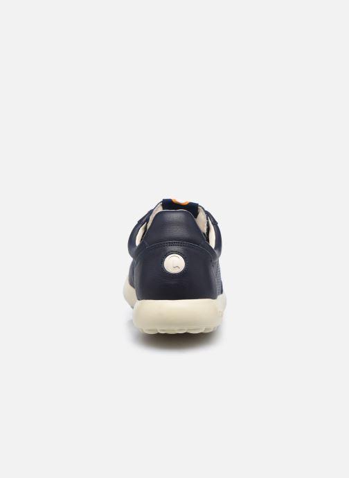 Sneaker Camper Pelotas XLF blau ansicht von rechts