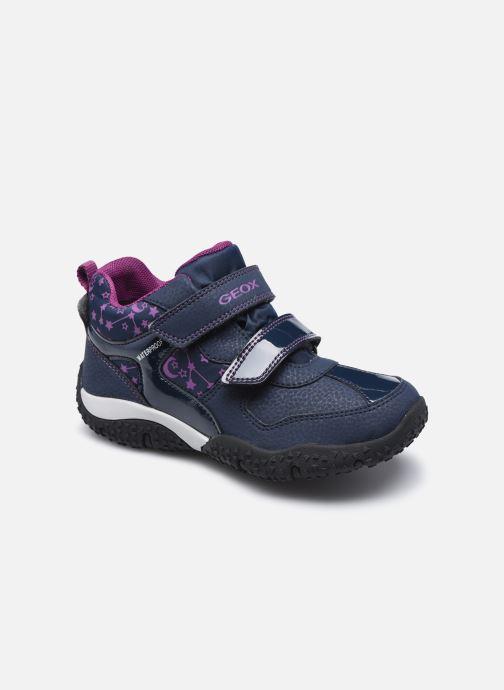 Sneakers Geox J Baltic Girl B Wpf  J042VA Azzurro vedi dettaglio/paio