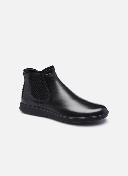 Stiefeletten & Boots Geox U Daniele U04AAA schwarz detaillierte ansicht/modell
