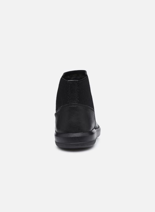 Stiefeletten & Boots Geox U Samuele U04A3C schwarz ansicht von rechts