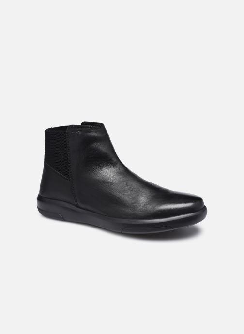 Stiefeletten & Boots Geox U Samuele U04A3C schwarz detaillierte ansicht/modell