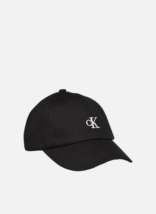 Kappe Calvin Klein IU0IU00150 schwarz detaillierte ansicht/modell