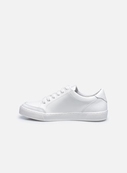 Sneakers Georgia Rose Amey Wit voorkant