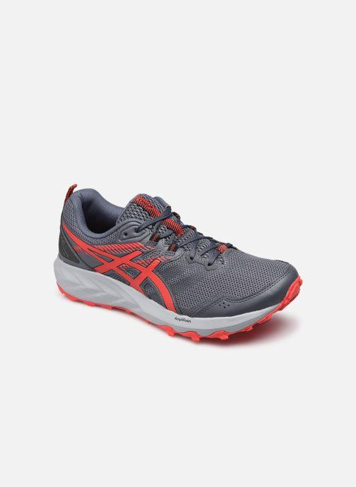 Chaussures de sport Asics Gel-Sonoma 6 M Gris vue détail/paire