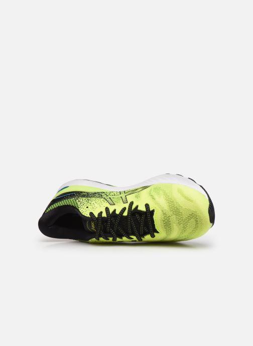 Sportschoenen Asics Gel-Nimbus 23 M Geel links