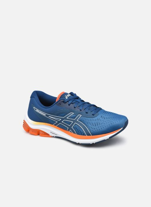 Sportschoenen Asics Gel-Pulse 12 M Blauw detail