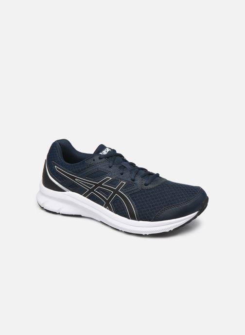 Chaussures de sport Asics Jolt 3 M Bleu vue détail/paire
