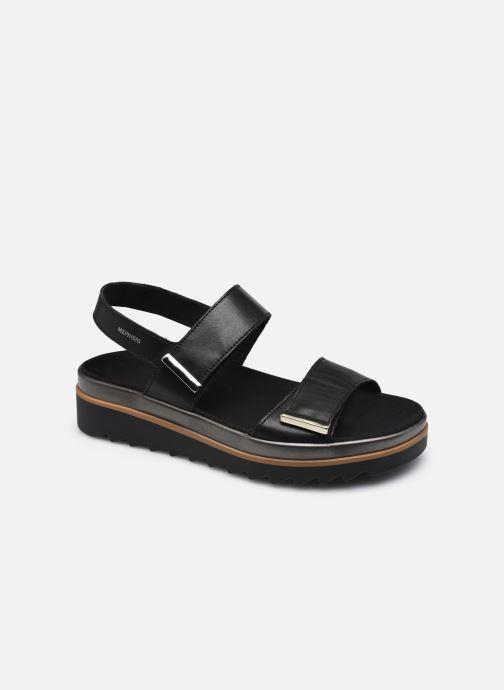 Sandales et nu-pieds Mephisto Dominica Noir vue détail/paire