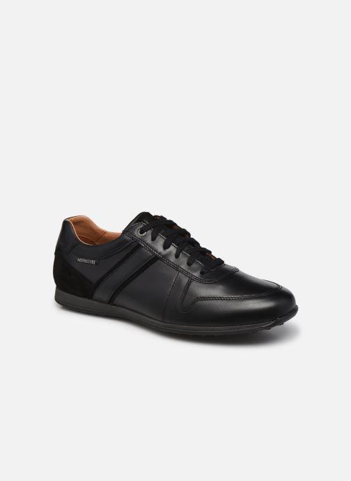 Sneaker Mephisto Lorenzio schwarz detaillierte ansicht/modell