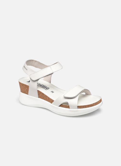Sandales et nu-pieds Mephisto Coraly R Blanc vue détail/paire