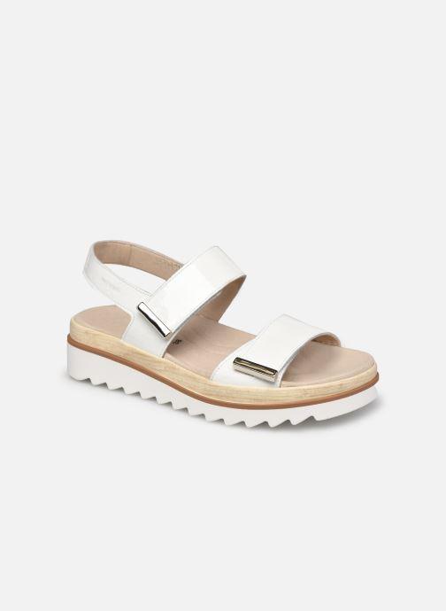 Sandales et nu-pieds Mephisto Dominica R Blanc vue détail/paire