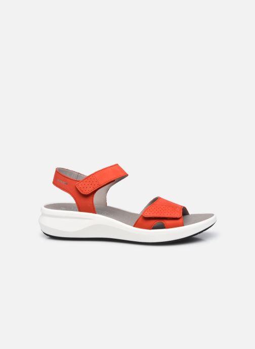Sandali e scarpe aperte Mephisto Tany R Rosso immagine posteriore