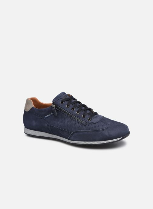 Sneaker Mephisto Leon R blau detaillierte ansicht/modell