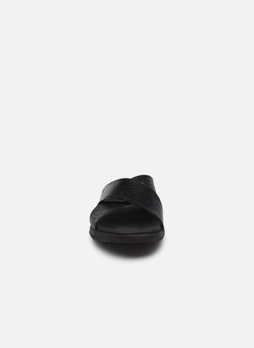 Sandales et nu-pieds Mephisto Conrad R Noir vue portées chaussures