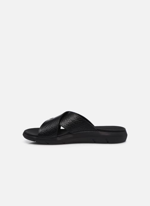 Sandales et nu-pieds Mephisto Conrad R Noir vue face