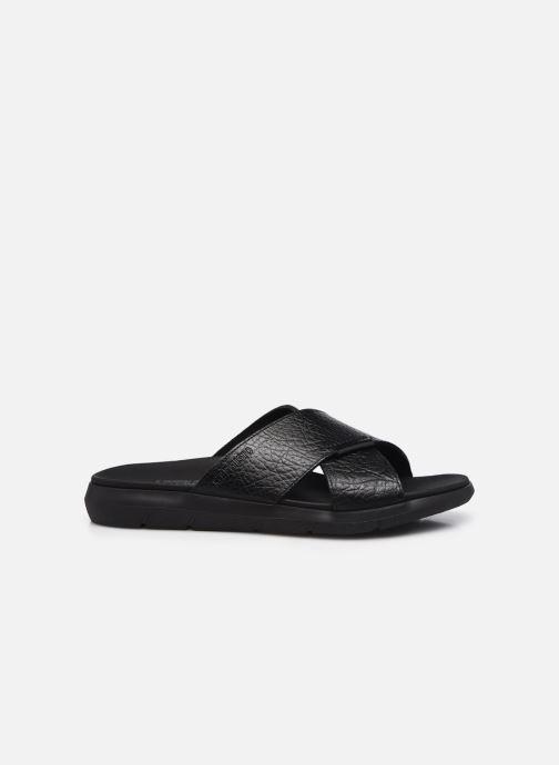 Sandales et nu-pieds Mephisto Conrad R Noir vue derrière