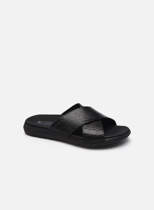 Sandales et nu-pieds Mephisto Conrad R Noir vue détail/paire
