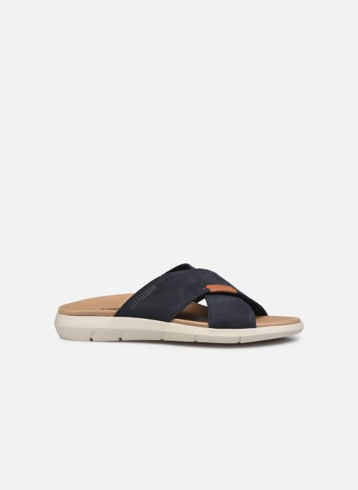 Sandales et nu-pieds Mephisto Conrad R Bleu vue derrière