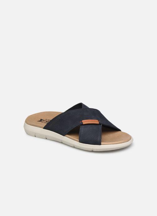 Sandales et nu-pieds Mephisto Conrad R Bleu vue détail/paire