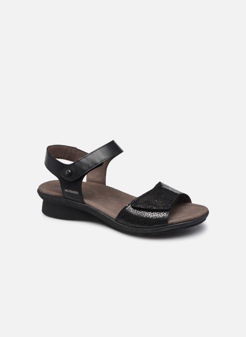 Sandalen Mephisto Pattie R schwarz detaillierte ansicht/modell