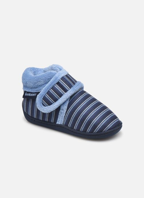 Chaussons Enfant Botillon Velcro