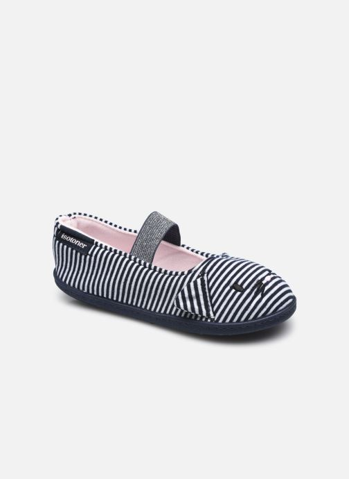 Pantoffels Kinderen Ballerine velours N