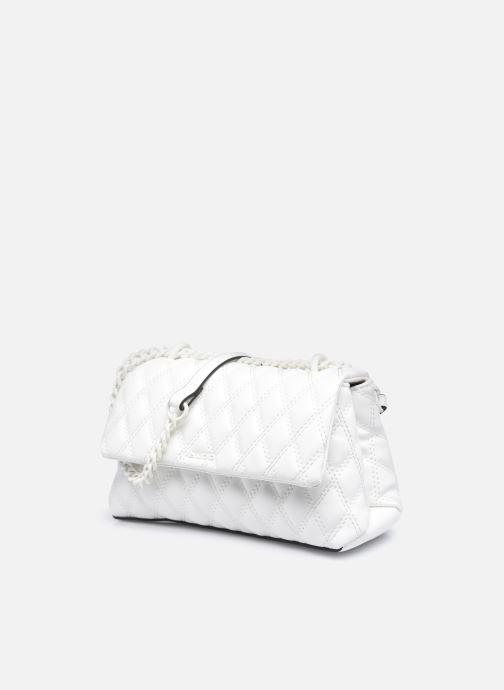 Handtaschen Aldo RALISSI weiß schuhe getragen