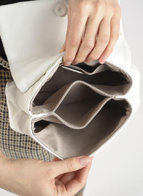 Handtaschen Aldo RALISSI weiß ansicht von hinten