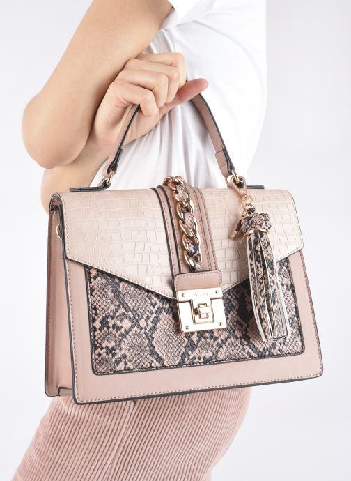 Handtaschen Aldo GLENDAA rosa ansicht von vorne