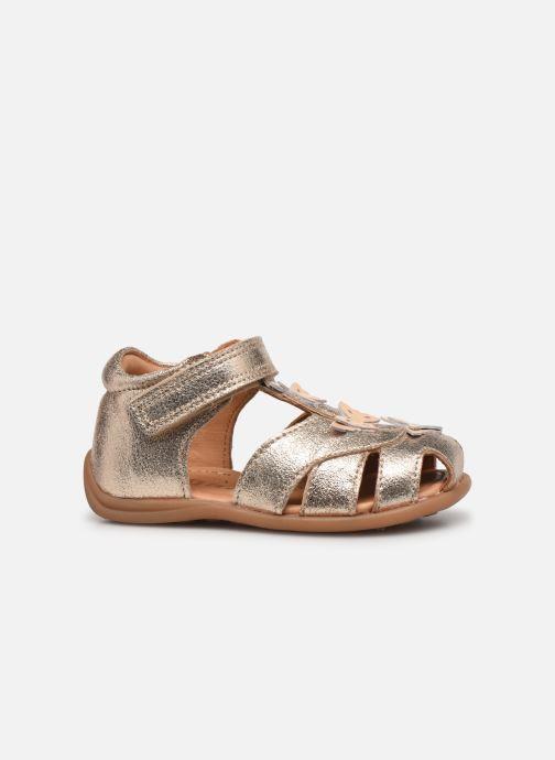 Sandali e scarpe aperte Bisgaard Aya Oro e bronzo immagine posteriore